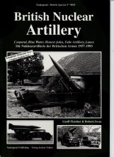 British Nuclear Artillery
